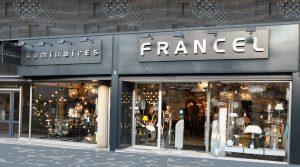 vitrine-magasin-francel-luminaires-rouen