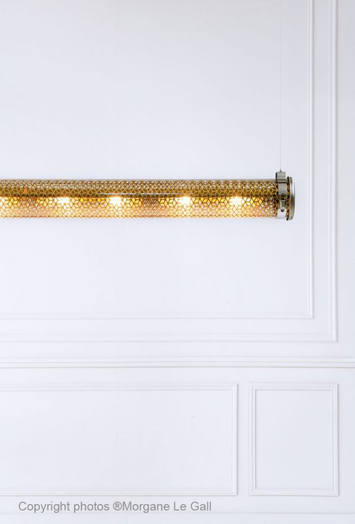 MODELE Vendôme Brass by Sammode Studio