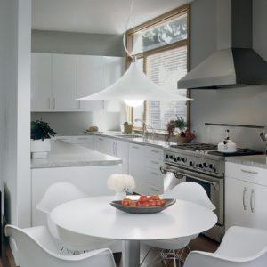 Modern Kitchen --- Image by © David Papazian/Corbis