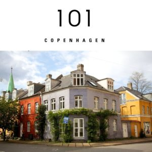 101 copenhagen luminaires